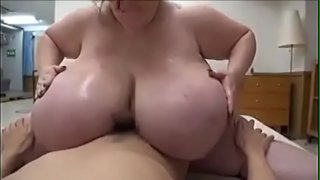 Fat Woman Fucks Boy